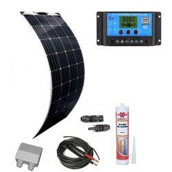 KIt solar 160W a Medida