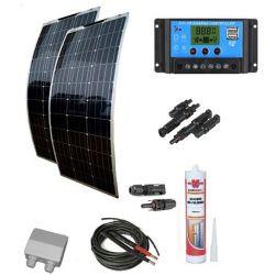 Solar KIt 300W caravaning nach Maß