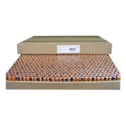 Pilas Duracell Industrial LR03 AAA 1,5V Caja 1190