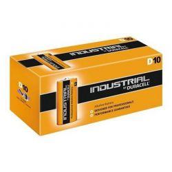 Batteria Duracell Industrial LR20 D 1,5 V confezione 10