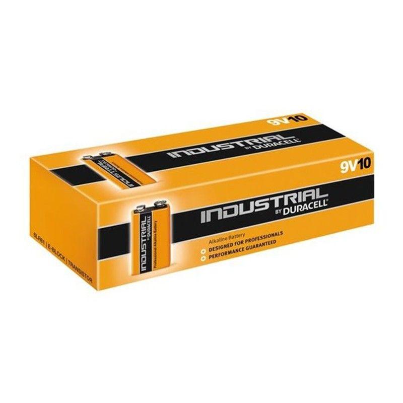 Pilas Duracell Industrial LR61 9V Caja 10