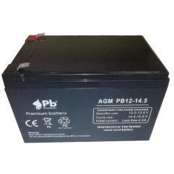 Batería Plomo 12V 12Ah