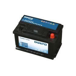 Schiffsbatterie INNPO AGM 75Ah