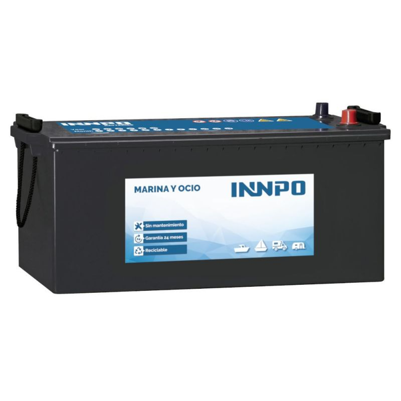 Batería INNPO 260Ah Marina
