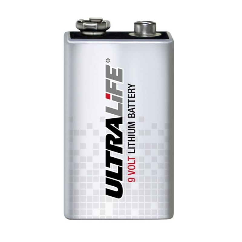 Pila Litio Ultralife 9V