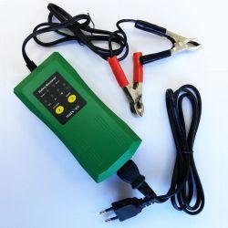 Cargador de baterías de plomo de 6V y 12V de 1.5A