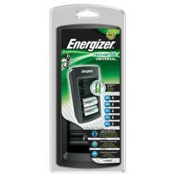 Cargador universal NiMH Energizer caja