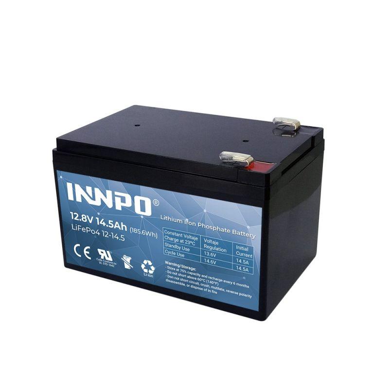 Batería LiFePO4 12V 14.5Ah