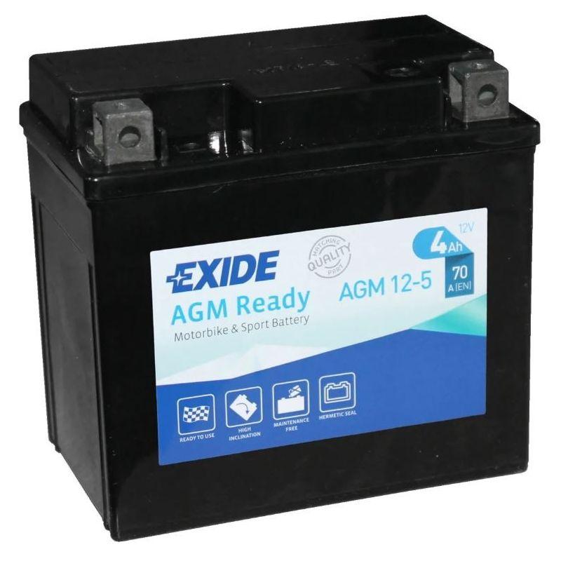 Exide AGM Ready 12V 4Ah