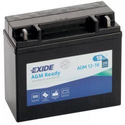Batería Exide AGM Ready 12V 3Ah