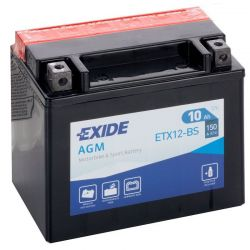 Exide AGM ETX12-BS