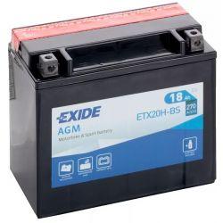 Exide AGM ETX20H-BS