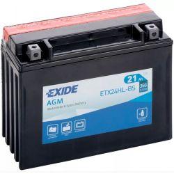 Exide AGM ETX24HL-BS