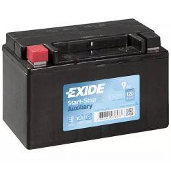 Batería Exide Auxiliar EK091