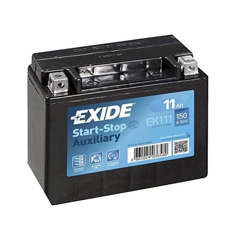 Exide Auxiliar EK111