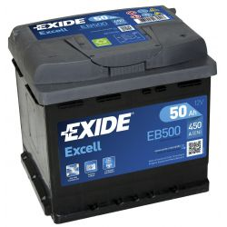 Batteria Exide Excell EB442