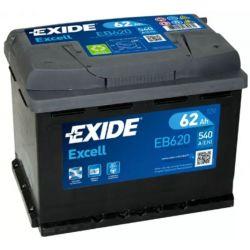 Batteriea Exide Excell EB620