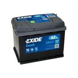 Batería Exide Excell EB621