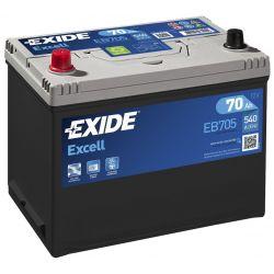 Batería Exide Excell EB705