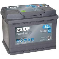 Batería Exide Premium EA640