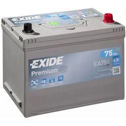 Batteria Exide Premium EA754