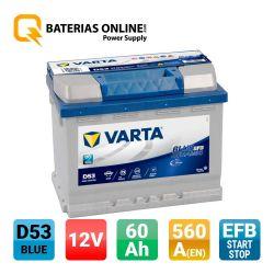 Varta D53 60Ah