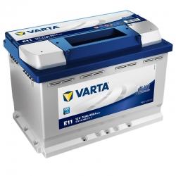 Batteria Varta 74Ah E11