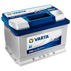 Batería Varta D59 60Ah