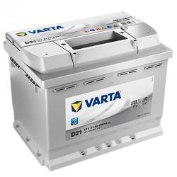 Batería Varta D21 61Ah