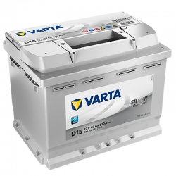 Batteria D15 Varta 63Ah