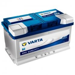 Batería Varta F17 80Ah