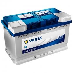 Batería Varta F16 80Ah