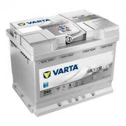 Batería Varta D52 60Ah