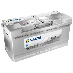 Batteria Varta H15 da 105 ah