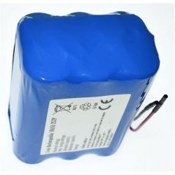 Pack Lithium 18650 7.4 V...