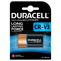 Pilas Litio Duracell CR-V3