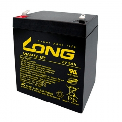 Batteria LONG WP5-12E 12V 5Ah