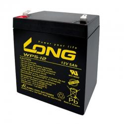 Batteria tempo di WP5-12E...