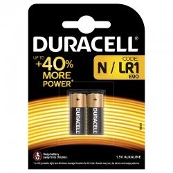 Pilas Duracell N LR1 (2...