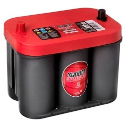 Batería Optima Redtop RTC 4.2
