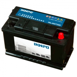 Batteria INNPO 80Ah 720A