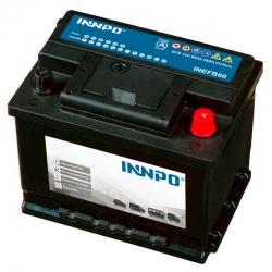 Batería INNPO EFB 60Ah