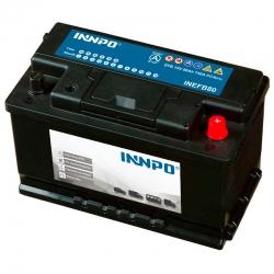 Batteria INNPO EFB 80Ah