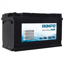 Batteria INNPO AGM 80Ah 800A