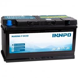 Batteria INNPO AGM 100Ah...