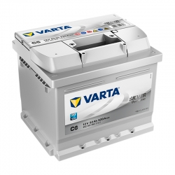 Batería Varta C6 52Ah