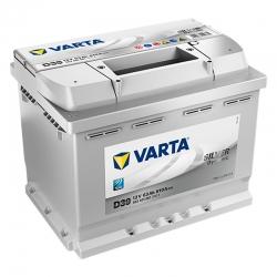 Batteria Varta D39 63Ah