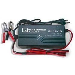 Cargador Inteligente para baterias de GEL, AGM y Acido 12V 10A