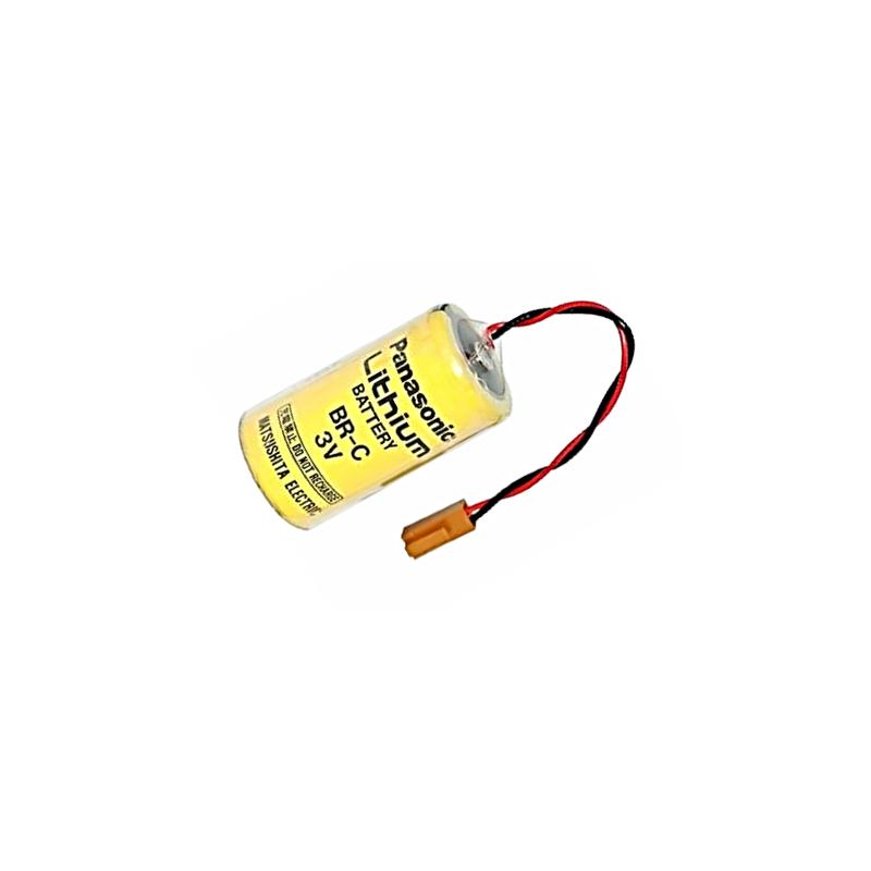 Batería Litio BRC3V CR26500 Cable y conector
