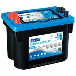 Batteria Exide EP450 Dual...